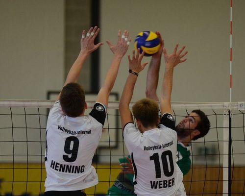 Volleyball-Internat Frankfurt: Schweres Spiel beim Tabellenführer