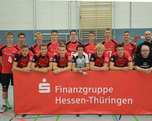 Volleyball-Internat Frankfurt: Ohne Satzgewinn gegen Tabellenführer TSV Solingen Volleys
