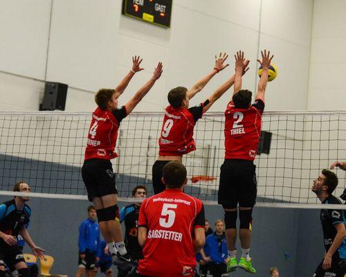 Volleyball-Internat Frankfurt:  VIF wacht auf und holt einen Punkt