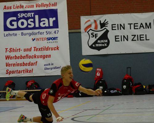 Neu beim Volleyball-Internat Frankfurt: Hannes Krochmann