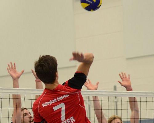 Volleyball-Internat Frankfurt: Gelingt der erste Sieg?