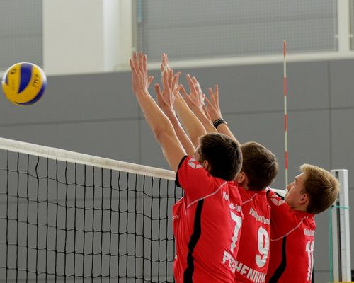 Volleyball-Internat Frankfurt: Leistungssteigerung und erster Sieg?