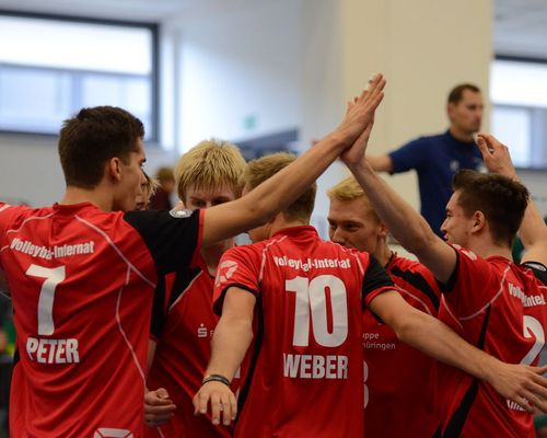 Volleyball-Internat Frankfurt: Doppelpack in Lindow und Berlin