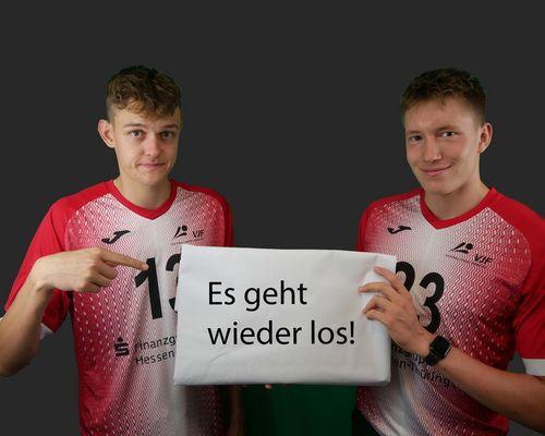 Die neuen Teams der Volleyball Juniors Frankfurt: Große Fluktuation, junger Kader und gutes Potential