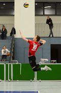 Neu beim Volleyball-Internat Frankfurt: Jan Röling